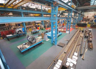 Ecotile industrial floors are trusted worldwide